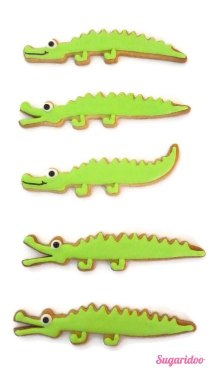 croky krokodillen koekjes