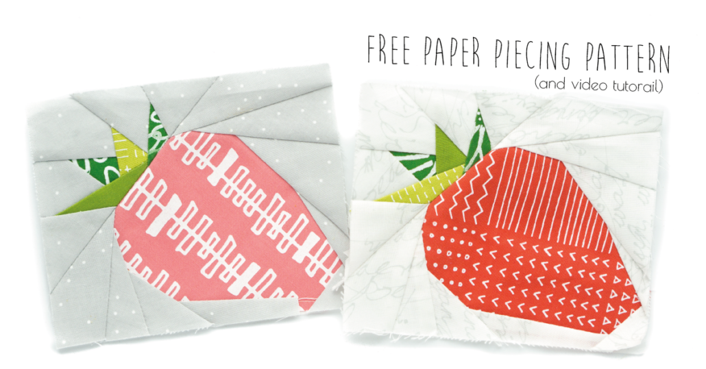 learn foundation paper piecing sugaridoo