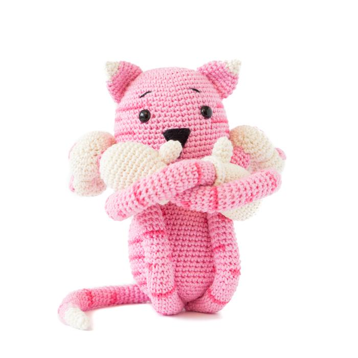 Charlie the Cat Crochet pattern – Sugaridoo